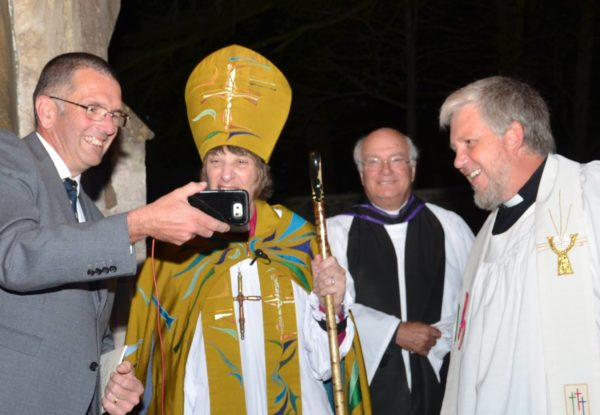 The Licensing of Steve Harrison as Stroudwater's Team Rector